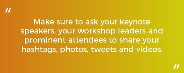 5 Easy Social Media Event Highlighted-01