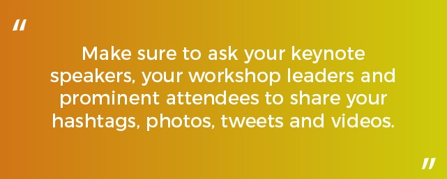 5 Easy Social Media Event Highlighted-01