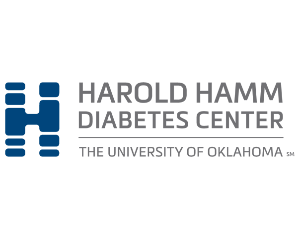 harold hamm diabetes center logo