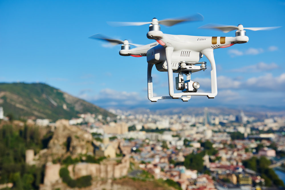 Drones in Modern Video Production. While drones make it possible for low-budget productions to obtain high-quality aerial footage, there are a number of complexities and requirements involved